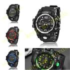 OHSEN Mens Digital G style Light Sport Watch Waterproof Chronograph Gift NEW