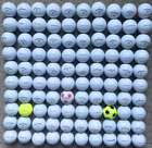 100 AAAAA MINT Golf Balls! Assorted Brands! (Choose Your Own)