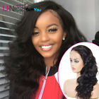UNice 180% Density 360 Lace Frontal Wig Body Wave Brazilian Wigs with Lace Front
