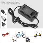 Intelligent Battery Charger 36 Volt Electric Bicycle Scooter 110-240V EU Plug