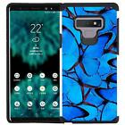 For Samsung Galaxy Note 9 New 2018 Case Hybrid Dual Layer Shockproof Phone Cover
