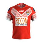 Tonga 2018 NRL Mens On Field Home Jersey Sizes S-7XL BNWT image