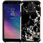 For Samsung Galaxy A6 2018 Phone Case Dual Layer Slim Armor Shockproof Cover
