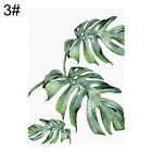 Modern Tropical Plant Leaves Canvas Painting Wall Living Room Home Decor Exotic