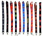Внешний вид - Spiderman Themed Lanyards w/ Clip - Marvel ID / Badge Holder ~ Brand NEW Lanyard