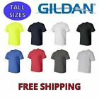 Gildan Mens Tall T-Shirt Sizes: XLT - 3XLT 100% Ultra Cotton  2000T 8 Colors image