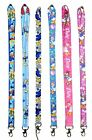 Donald & Daisy Duck Themed Lanyards with Clip - ID / Badge Holder ~ Brand NEW