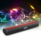 iKANOO N12 Mini Portable USB Laptop Computer PC Speaker Audio Sound Bar SpeaST