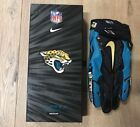 Nike Vapor Jet 3.0 Jacksonville Jaguars On Field Football Gloves SZ (GF0237-151) on eBay
