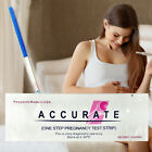 Easy Accurate Urine Pregnancy Test Strip Predictors High Sensitivity Quick Fast