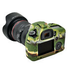 Silicone Camera Case Body Cover Soft Protection Bag Skin For Canon 5D3 5DS 5DR
