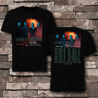 Disturbed and Three Days Grace Tour dates 2019 New T-shirt tee all size