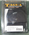 Tagua Black Nylon Ankle Holster - Right Hand - 2 Sizes!