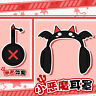Japanese Lolita Little Devil Cute Earmuffs Winter Keep Warm Plush Ear cover