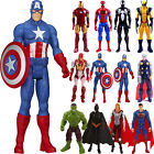 Marvel Avengers Superhero Spider-Man Thor Hulk Wolverine Action Figure Toys Doll