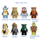 Star Wars  Ewok Teebo Tokkat Watto Logray and other figure building blocks gift $3.0 USD on eBay