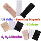 2,3,4 Hook Bra Extender 4 Colours Ladies Bra Extension Strap Maternity Underwear