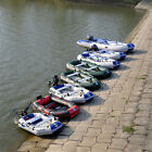 2-4 Person Inflatable Dinghy Boat /Outboard engine/ trolling motor /mount US