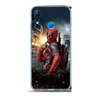 DeadPool Joker Soft Cartoon Cover Case For HUAWEI P8 P9 P10 Lite 2017 P20 Pro