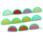 48pcs Children Waterme Shank Button Candy Colors For Sewing Embellishments DIY