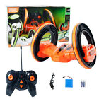 New Wireless Remote Control Jumping RC Toy Cars Bounce Car Boys Christmas Gift