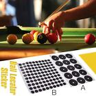 American English Pool Table Spot Billiard Cue Ball Point Position Sticker Marker $1.32 USD on eBay