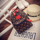 2018 Women Backpack Travel Leather Handbag Small Rucksack Shoulder Bags Fashion