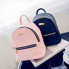 Women Girls Mini Backpack Faux Leather Rucksack School Bag Travel Handbag Lot