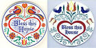 24* Hex Sign House Blessings chose Pattern & Artist Ivan Hoyt PA Dutch!!