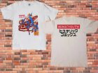 Vintage 1992 SONIC YOUTH Tour DIRTY japan T Shirt Size S-2XL Reprint Rare image