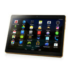 10.1'' Tablet PC Android 7.0 Octa Core 64GB 10Zoll HD WIFI 4G Phablet EU US Plug