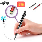 Внешний вид - Bug Digital Voice Recorder Pen USB Mini Portable Rechargeable Audio 8GB MP3
