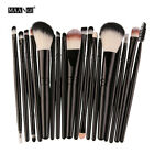 Top Makeup Brushes Tool Set Cosmetic Eye Shadow Foundation Beauty Make Up Brush
