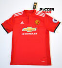 Manchester United Home Red Jersey EPL 17/18