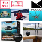 Fish Finder With Gps for Ice Fishing Boats Kayak and Shore Fishfinders Reel Cast
