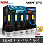 Nighteye 9005/9006/h1/h4/h7/h11 Car Led Headlight Conversion Bulb Lamp White 72w