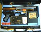 VINTAGE~JAMES BOND~SECRET AGENT 007~SHOOTING ATTACHE CASE~MULTIPLE TOYS~1965 $274.99 USD on eBay