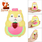 Jumbo Adorable Compress Cartoon Slow Rising Fruit Scented Stress Relief Toy Lot