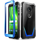 """For Motorola Moto G6 Play Case Poetic """"Hybrid Bumper"""" TPU Cover-【Guardian】4Color"""