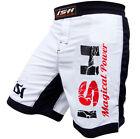 Kick Boxing MMA Shorts UFC Cage Fight Fighter Grappling Muay Thai Men's Short <br/> Light weight✓ T3 Stitching✓Internal pocket inside Short