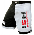 Kick Boxing MMA Shorts UFC Cage Fight Fighter Grappling Muay Thai Men's Short