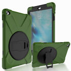 Shockproof 360 Rugged Stand Case For Apple iPad Mini 123 4 with Screen Protector