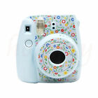 Colorful Flower Creative Camera Decor Sticker For Fujifilm Instax Mini 8 Camera