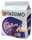 TASSIMO Cadbury Hot Chocolate T Discs Pods 8/16/24/40/80 Drinks