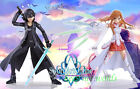 Anime Sword Art Online SAO Figma PVC action figure Collection play toy for fans