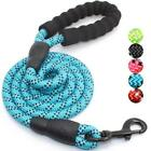 Внешний вид - Multi-Color 5FT Strong Dog Leash Climbing Rope Reflective Thread Night Safe