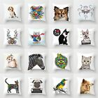 Throw Pillow  Decor Case Sofa 18