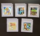 Game Boy Games | Star Trek , TMNT, Zelda, Super Mario, Fortress of Fear on eBay
