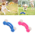 Cute TPR Resistant Bite Clean Teeth Chew Training Toy For Small Dog and Cat