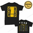 Shinedown Attention Attention Concert Tour 2019 T-Shirt Size Men Shirt Gildan image